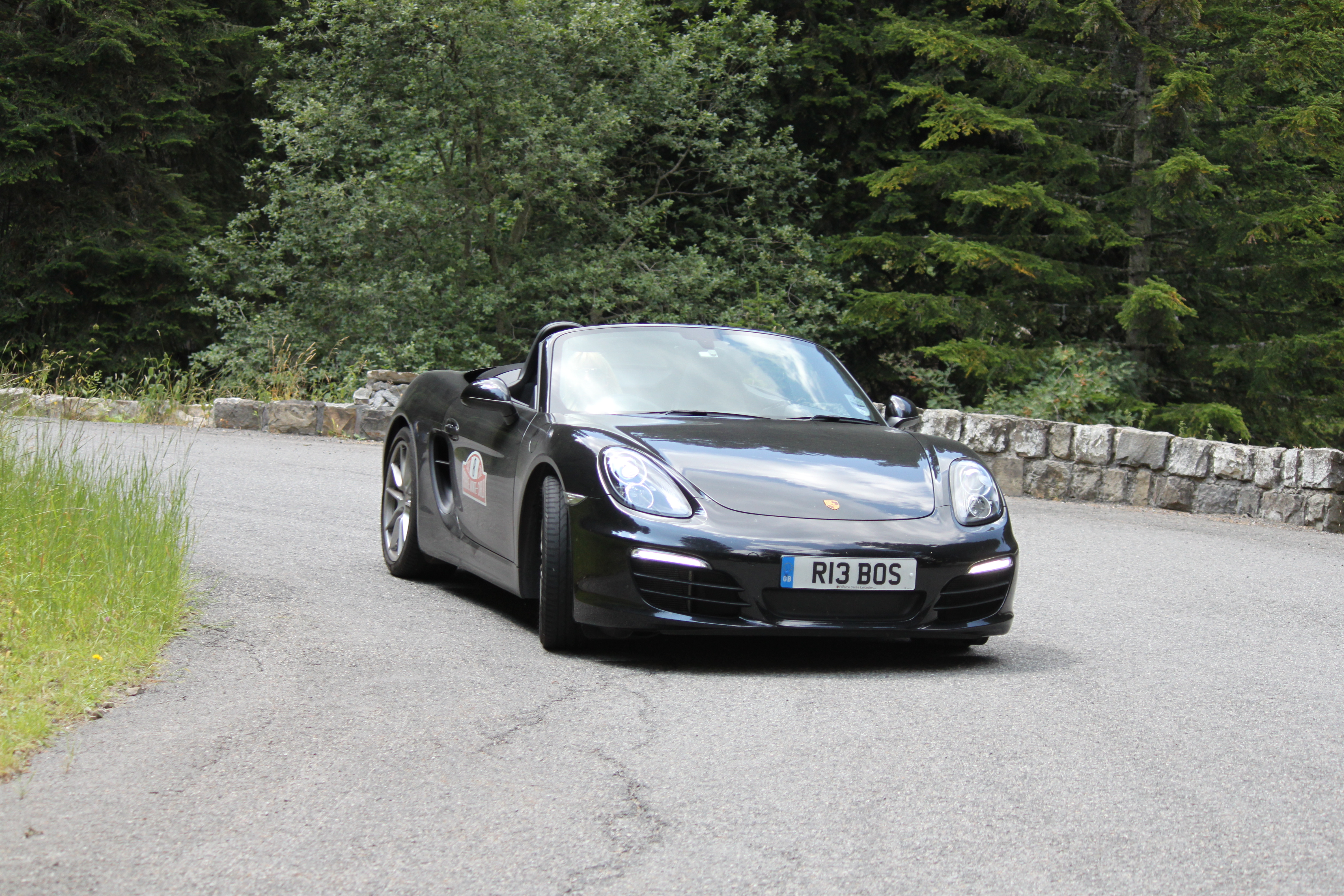 Porsche Boxster » Robbies Big Drive 2012 2434